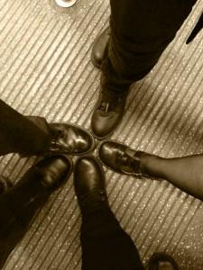 gang foot