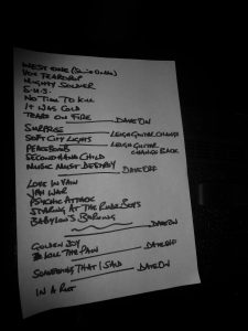set-list-ruts