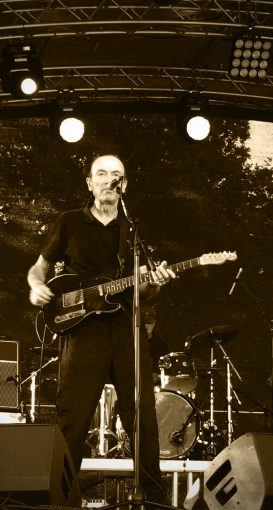 Hugh Cornwell – Always The Sun Festival Guildford – 11th Sept 2016