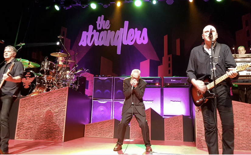 Guest Review – Stranglers/Ruts DC –  Southend Cliffs Pavilion – 230317