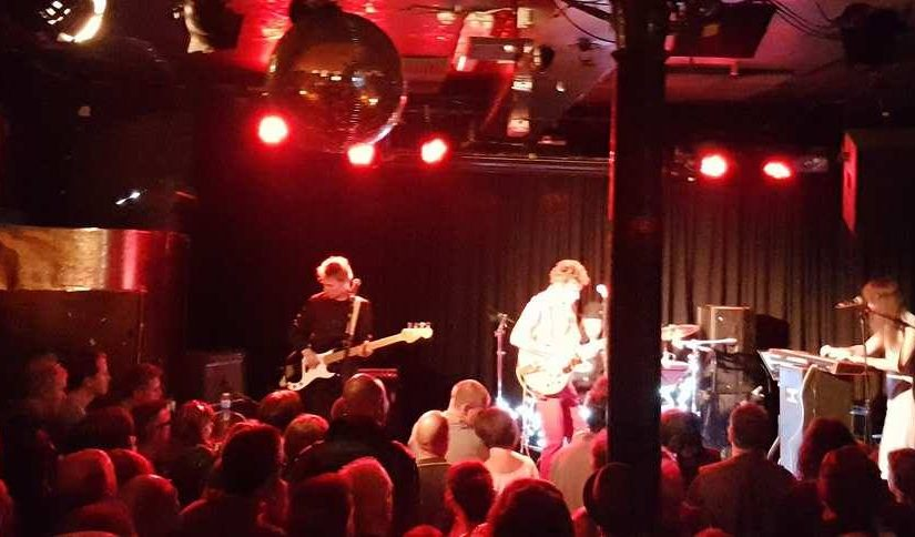 Guest Review – The Monochrome Set – The Lexington – 080417