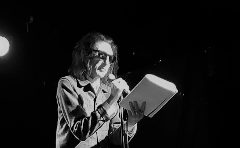 John Cooper Clarke/Mike Garry/Son of Dave – Lee's Palace in Toronto, April 12, 2018