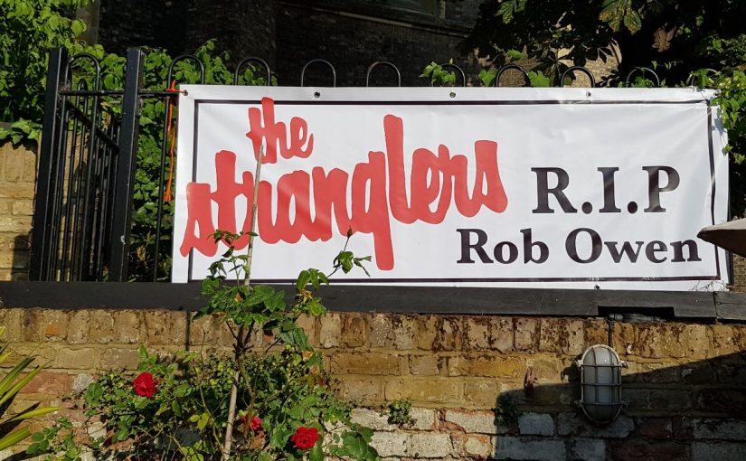 The Stranglers Hampton Pool 6th July 2018