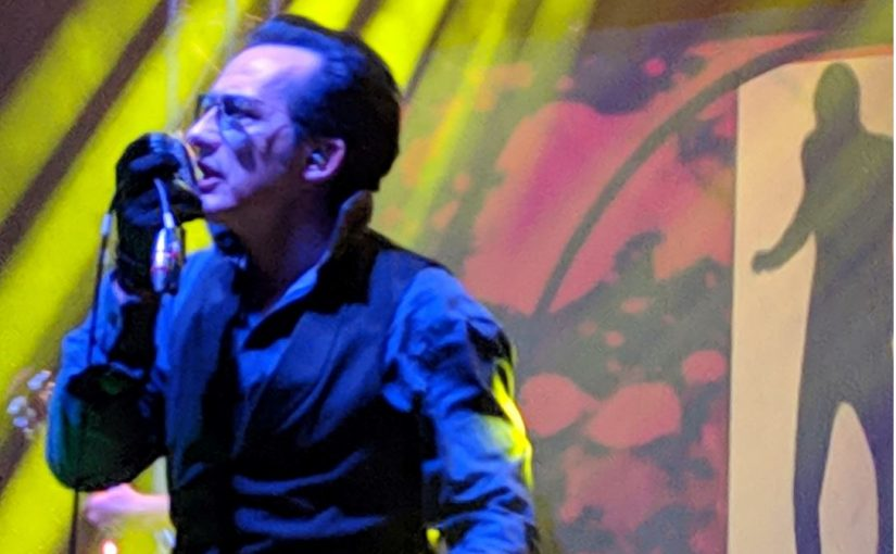 The Damned – Shepherds Bush Empire 23rd Nov 2018