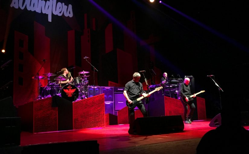 Guest Review – The Stranglers – Brixton Academy – 240317