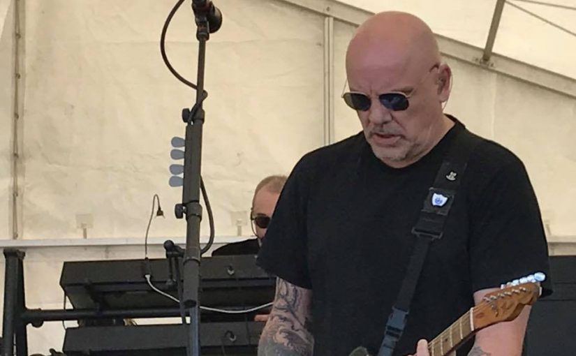 Stranglers and Bad Manners – Bands In The Sands, Perranporth, Cornwall, 21st July 2017