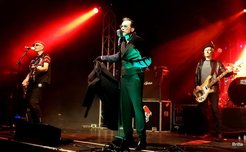 The Damned Manchester Academy 31st January 2018